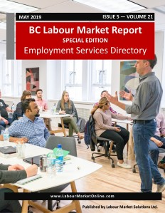 BC Employment Services Directory 2019